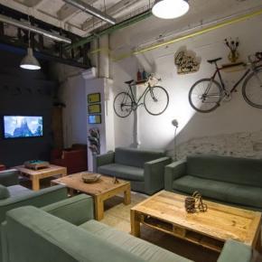 Hostels und Jugendherbergen - Bed & Bike Barcelona
