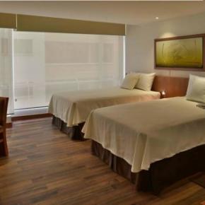 Hostels und Jugendherbergen - Hotel Zen Suites Quito