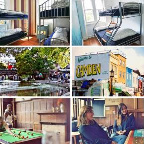Hostels und Jugendherbergen - No Limit Hostel Camden @ The Lord Southampton