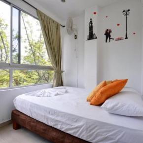 Hostels und Jugendherbergen - International House Medellin Hostel