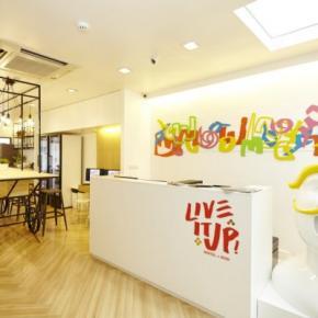 Hostels und Jugendherbergen - LiveitUp Bangkok