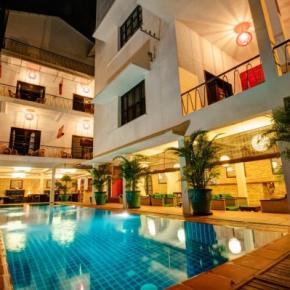 Hostels und Jugendherbergen - Villa Silk Road Hotel