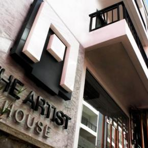 Hostels und Jugendherbergen - The Artist House Patong
