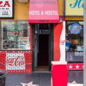 Hostels und Jugendherbergen - Hollywood and Highland Hotel and Hostel