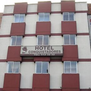 Hostels und Jugendherbergen - Hotel Conquistadores