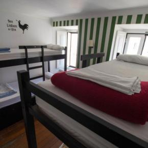 Hostels und Jugendherbergen - Oasis Backpackers Hostel Lisbon