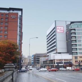 Hostels und Jugendherbergen - Euro Hostels Glasgow