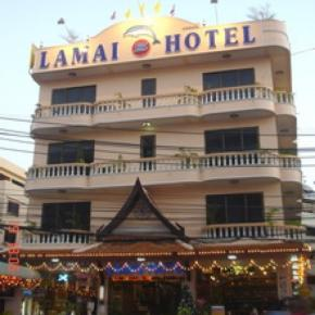 Hostels und Jugendherbergen - Lamai Hotel