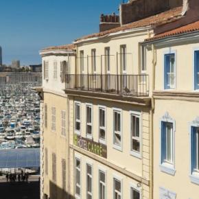 Hostels und Jugendherbergen - Hôtel Carré Vieux Port Marseille