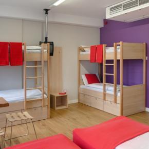 Hostels und Jugendherbergen - MEININGER Hotel London Hyde Park