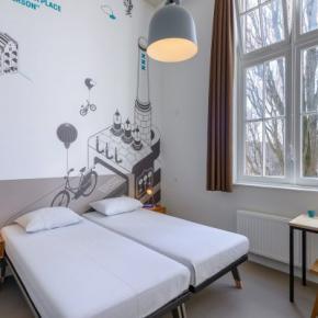 Hostels und Jugendherbergen - Stayokay Amsterdam Zeeburg