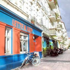 Hostels und Jugendherbergen - Lette'm Sleep Hostel Berlin