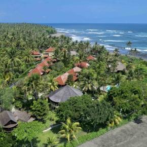 Hostels und Jugendherbergen - Puri Dajuma Cottages, Eco Beach Resort and Spa