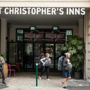 Hostels und Jugendherbergen - St Christopher's Inn Gare du Nord