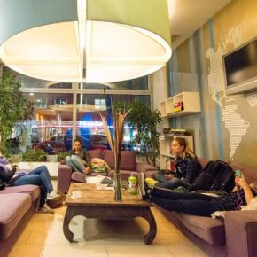 Hostels und Jugendherbergen - wombat's CITY Hostels Vienna – the LOUNGE
