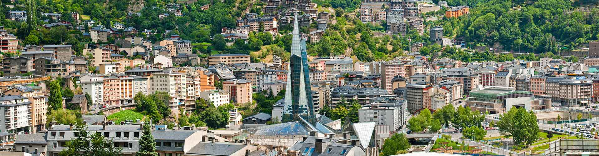 Andorra la Vella – Hostels in Andorra la Vella. Andorra la Vella auf der Karte. Fotos und Bewertungen für jedes Hostel in Andorra la Vella.