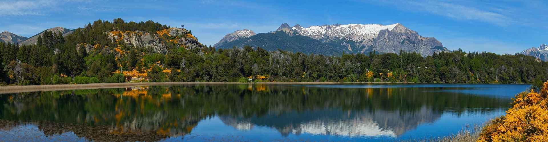 Bariloche - Jugendherbergen in Bariloche. Bariloche auf der Karte. Fotos und Bewertungen für jede Jugendherberge in Bariloche.