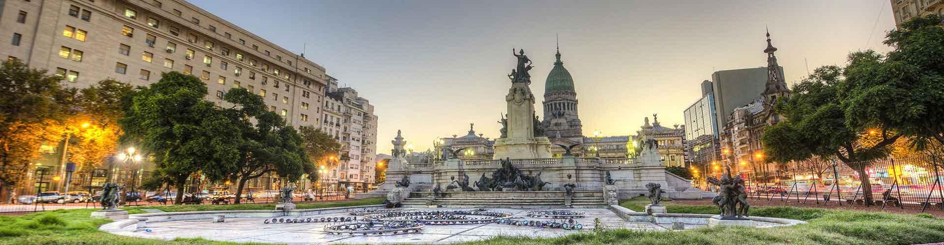 Buenos Aires – Hostels in Buenos Aires. Buenos Aires auf der Karte. Fotos und Bewertungen für jedes Hostel in Buenos Aires.
