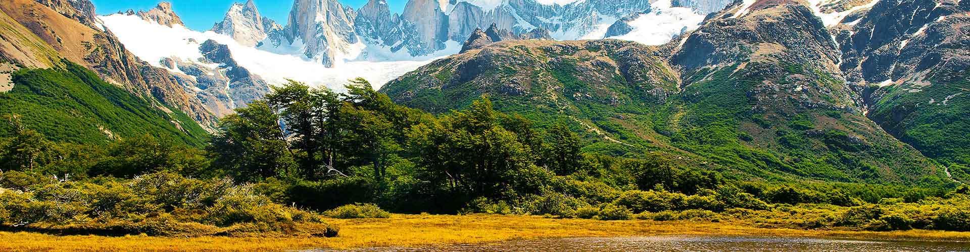 Mendoza - Zelten in Mendoza. Karten für Mendoza. Fotos und Bewertungen für jeden Zeltplatz in Mendoza.
