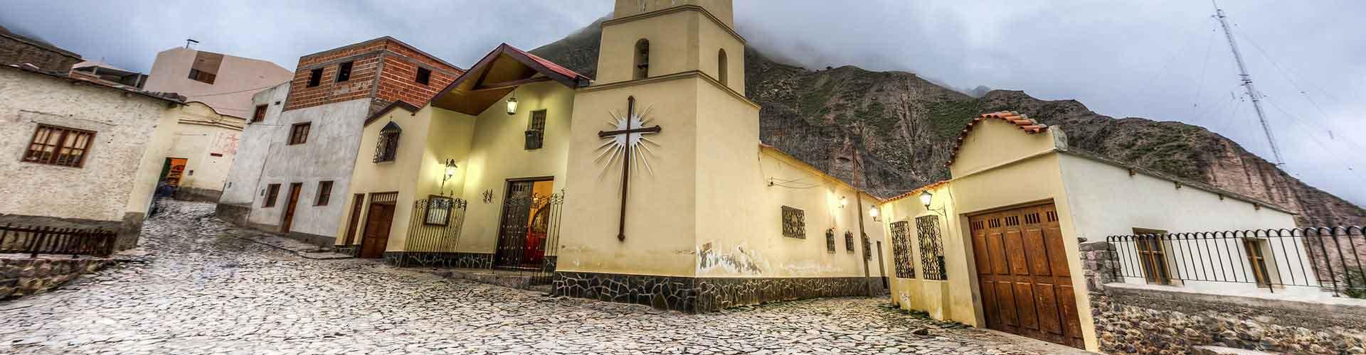 Salta - Jugendherbergen in Salta. Salta auf der Karte. Fotos und Bewertungen für jede Jugendherberge in Salta.