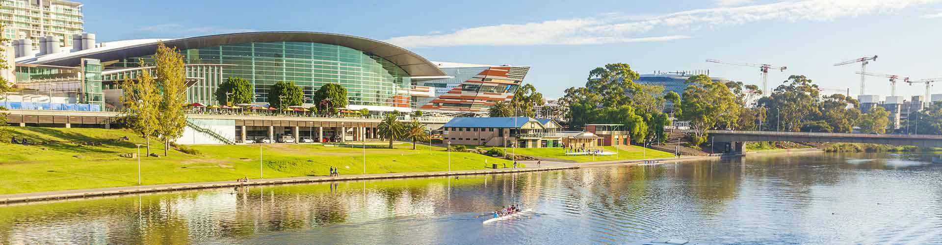 Adelaide - Hotels in Nord  Terrace. Adelaide auf der Karte. Fotos und Bewertungen für jedes Hotel in Adelaide.