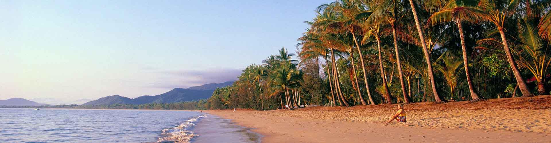 Cairns – Hostels in Cairns. Cairns auf der Karte. Fotos und Bewertungen für jedes Hostel in Cairns.