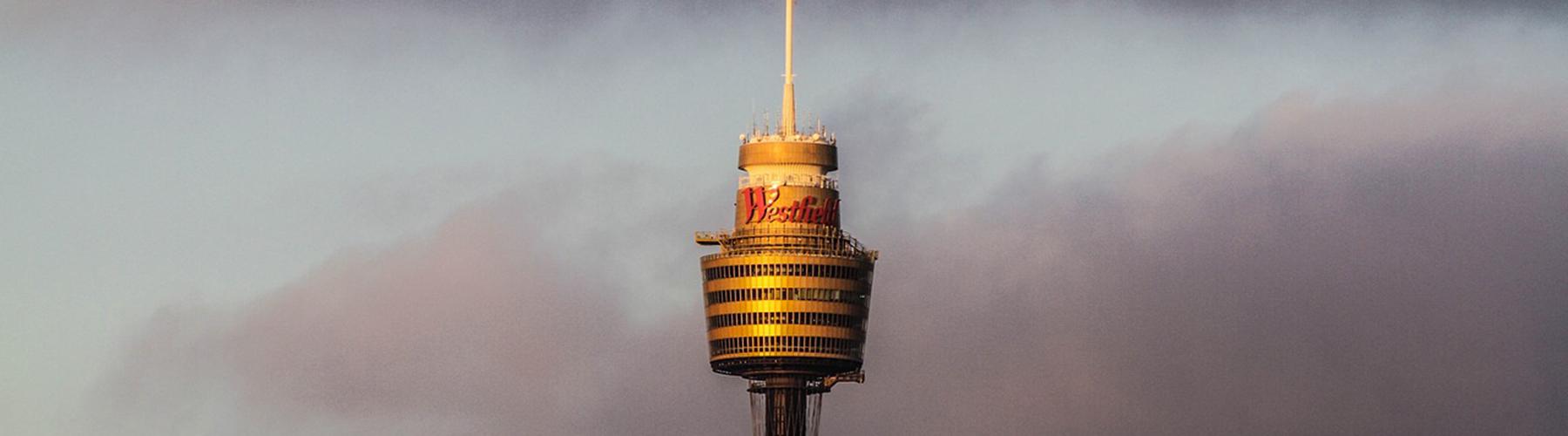 Sydney - Hotels nahe Sydney Tower. Sydney auf der Karte. Fotos und Bewertungen für jedes Hotel in Sydney.