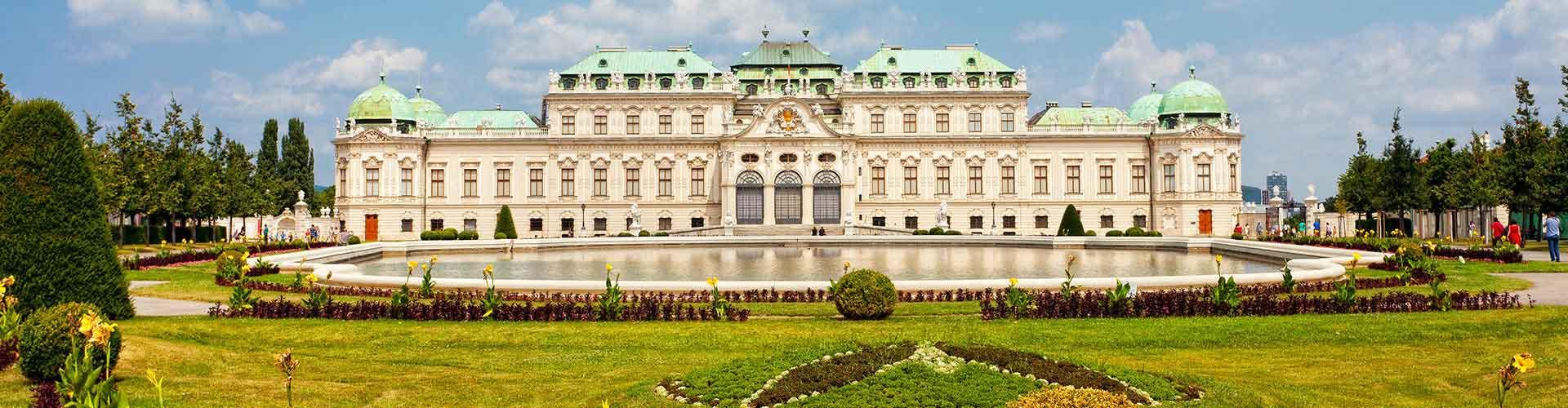 Wien - Zimmer in Favoriten. Wien auf der Karte. Fotos und Bewertungen für jedes Zimmer in Wien.