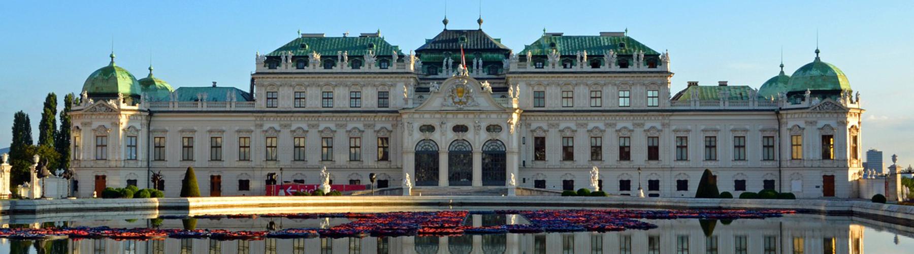 Wien - Hostels nahe Österreichische Galerie. Wien auf der Karte. Fotos und Bewertungen für jedes Hostel in Wien.
