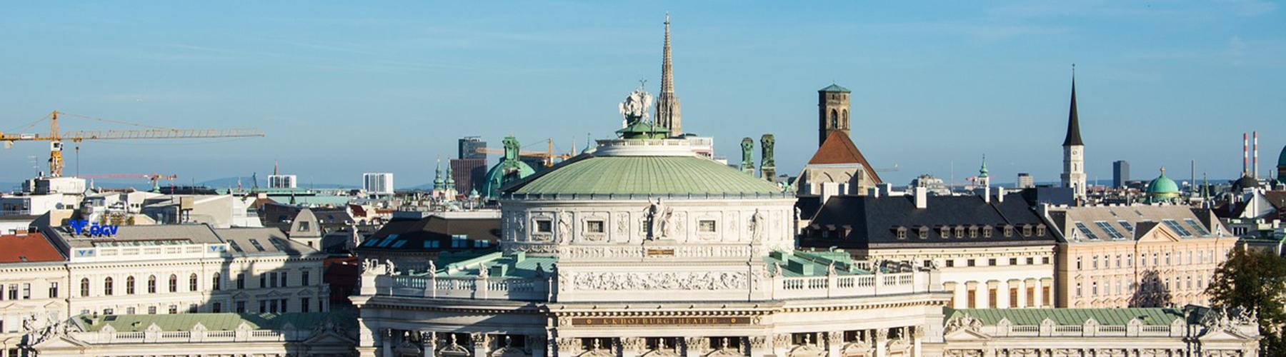 Wien – Hostels in der Nähe von Burgtheater. Wien auf der Karte. Fotos und Bewertungen für jedes Hostel in Wien.
