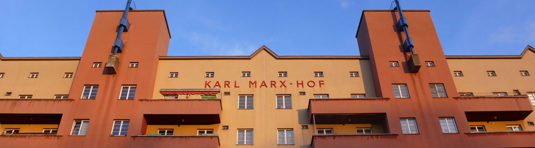 Wien - Hostels nahe Karl Marx-Hof. Wien auf der Karte. Fotos und Bewertungen für jedes Hostel in Wien.