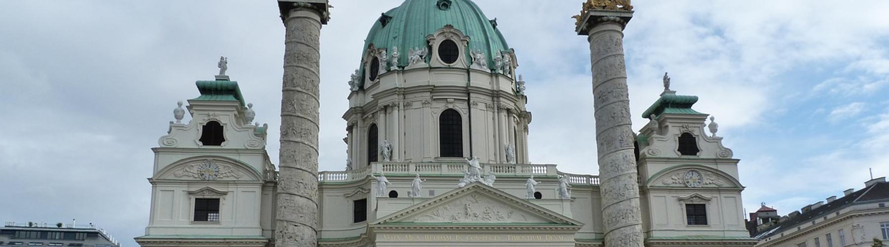 Wien – Hostels in der Nähe von Karlsplatz mit Karlskirche. Wien auf der Karte. Fotos und Bewertungen für jedes Hostel in Wien.