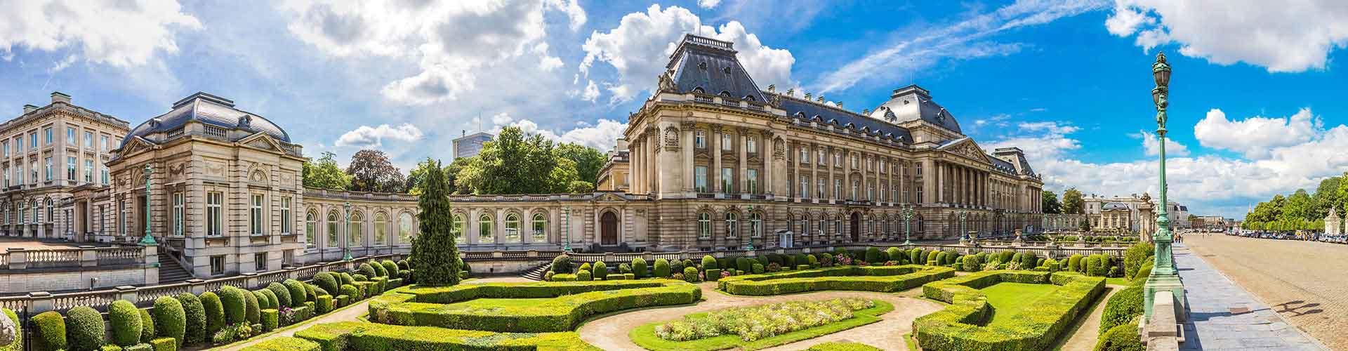 Brüssel - Zimmer in Brüssel. Brüssel auf der Karte. Fotos und Bewertungen für jedes Zimmer in Brüssel.