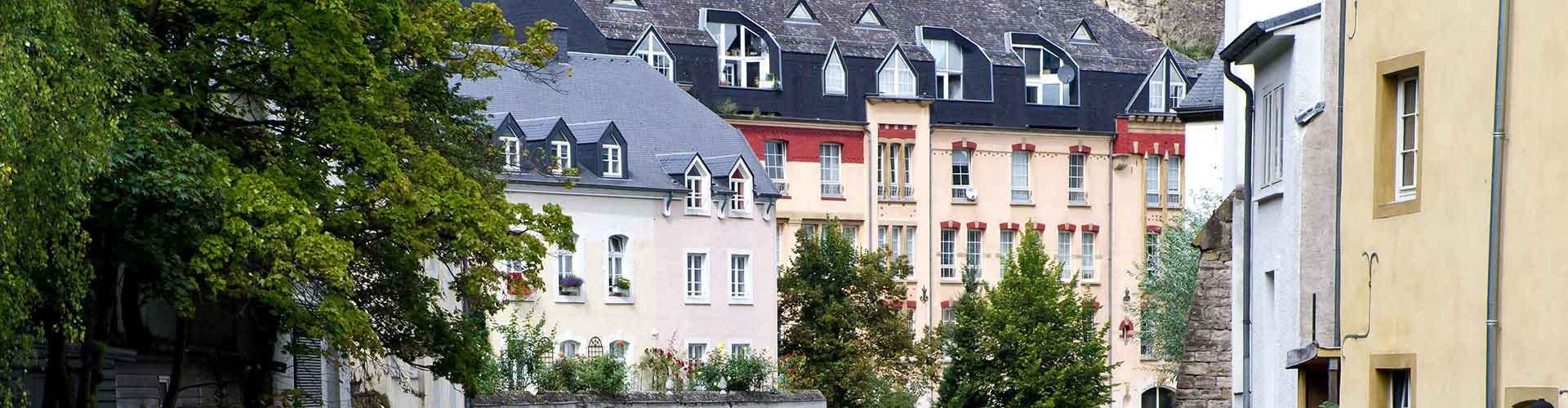 Brüssel - Jugendherbergen in Unteres Viertel. Karten für Brüssel. Fotos und Bewertungen für jede Jugendherberge in Brüssel.