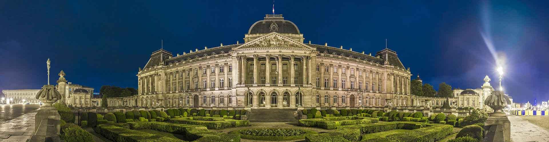 Brüssel - Hotels in Brüssel. Brüssel auf der Karte. Fotos und Bewertungen für jedes Hotel in Brüssel.