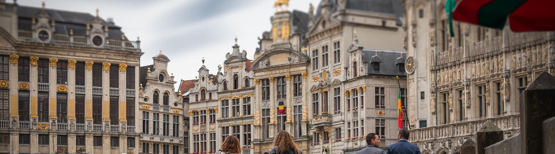 Brüssel - Zimmer nahe Stadtzentrum. Brüssel auf der Karte. Fotos und Bewertungen für jedes Zimmer in Brüssel.