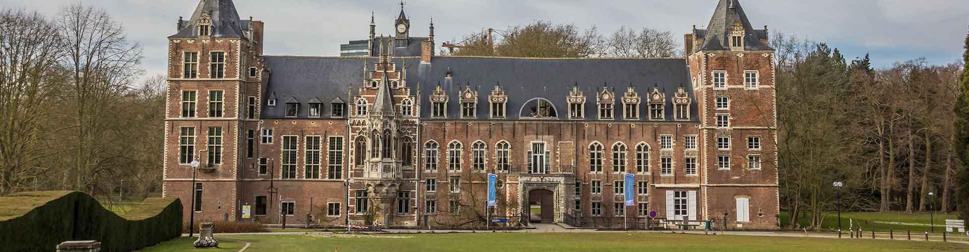 Leuven - Jugendherbergen in Leuven. Leuven auf der Karte. Fotos und Bewertungen für jede Jugendherberge in Leuven.
