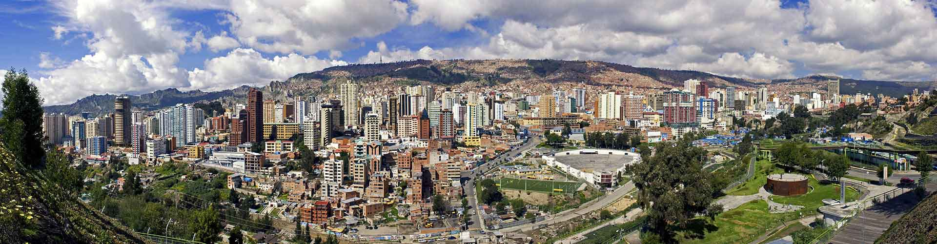 La Paz - Zimmer in La Paz. La Paz auf der Karte. Fotos und Bewertungen für jedes Zimmer in La Paz.