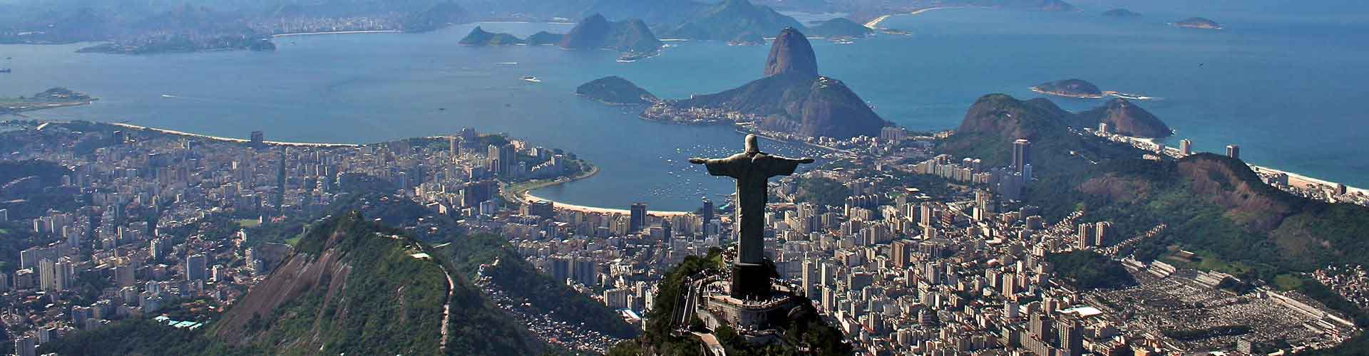 Rio de Janeiro – Hostels in Rio de Janeiro. Rio de Janeiro auf der Karte. Fotos und Bewertungen für jedes Hostel in Rio de Janeiro.