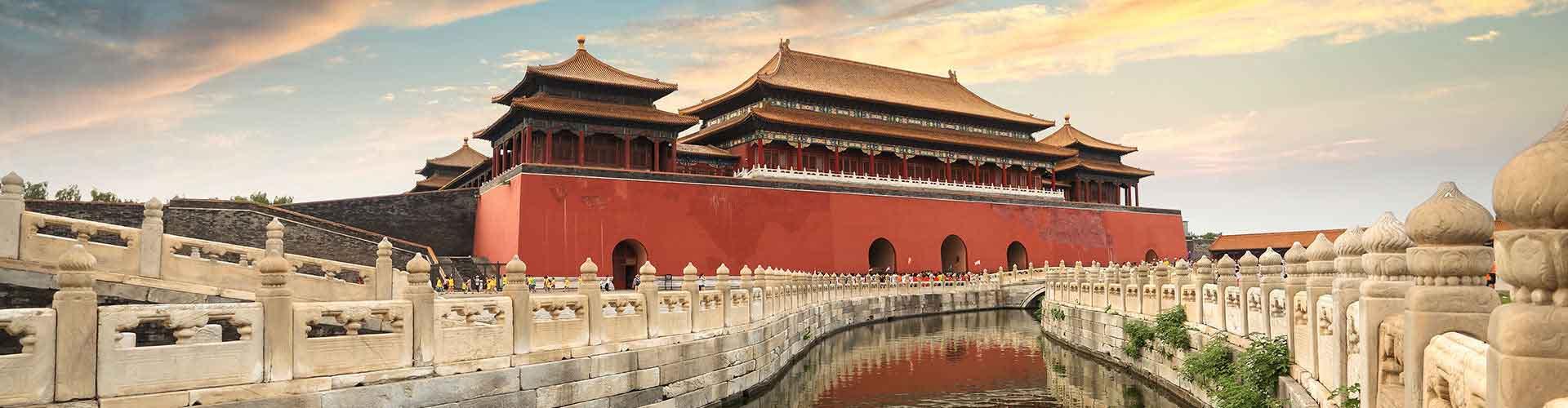 Beijing – Hostels in Beijing. Beijing auf der Karte. Fotos und Bewertungen für jedes Hostel in Beijing.
