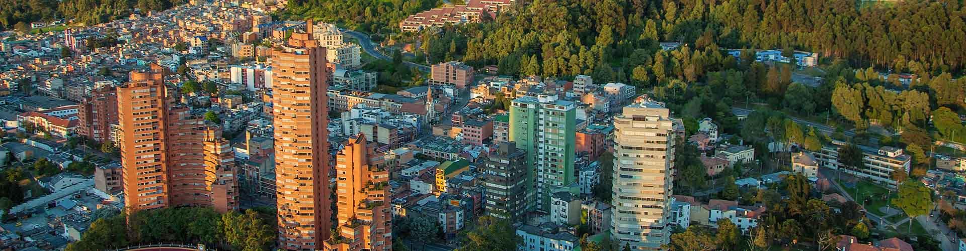 Bogota – Hostels in Bogota. Bogota auf der Karte. Fotos und Bewertungen für jedes Hostel in Bogota.