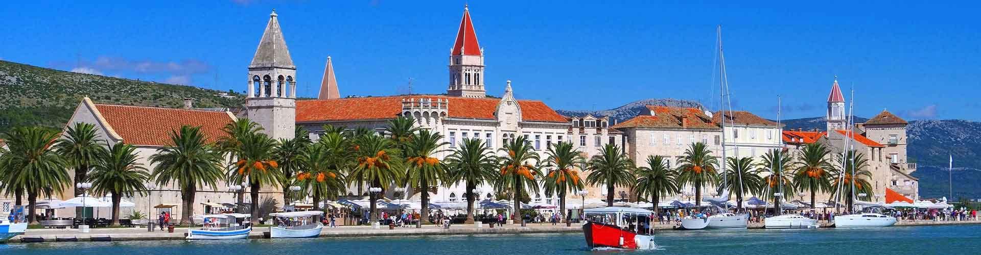 Trogir – Hostels in Trogir. Karten für Trogir. Fotos und Bewertungen für jedes Hostel in Trogir.