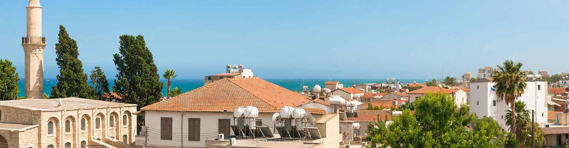 Larnaca - Hotel in Larnaca. Larnaca auf der Karte. Fotos und Bewertungen für jedes Hotel in Larnaca.