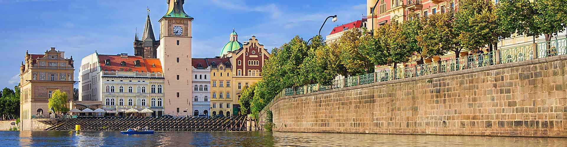 Prag – Hostels in der Nähe von Bedrich Smetana Museum. Prag auf der Karte. Fotos und Bewertungen für jedes Hostel in Prag.