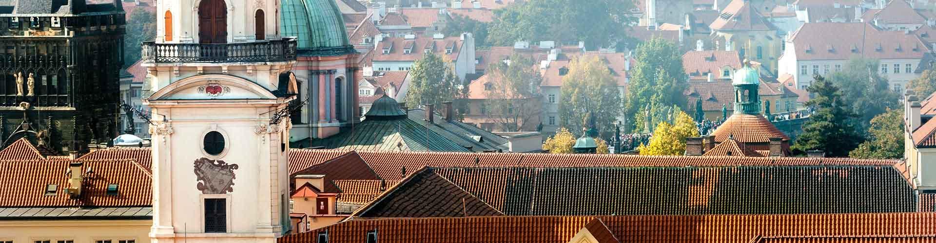 Prag – Hostels in der Nähe von Clementinum. Prag auf der Karte. Fotos und Bewertungen für jedes Hostel in Prag.