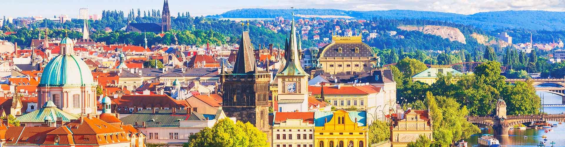 Prag – Hostels in Prag. Karten für Prag. Fotos und Bewertungen für jedes Hostel in Prag.