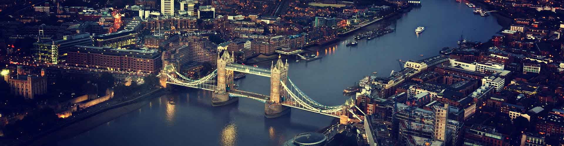 London – Hostels im Stadtteil Borough of Southwark. London auf der Karte. Fotos und Bewertungen für jedes Hostel in London.