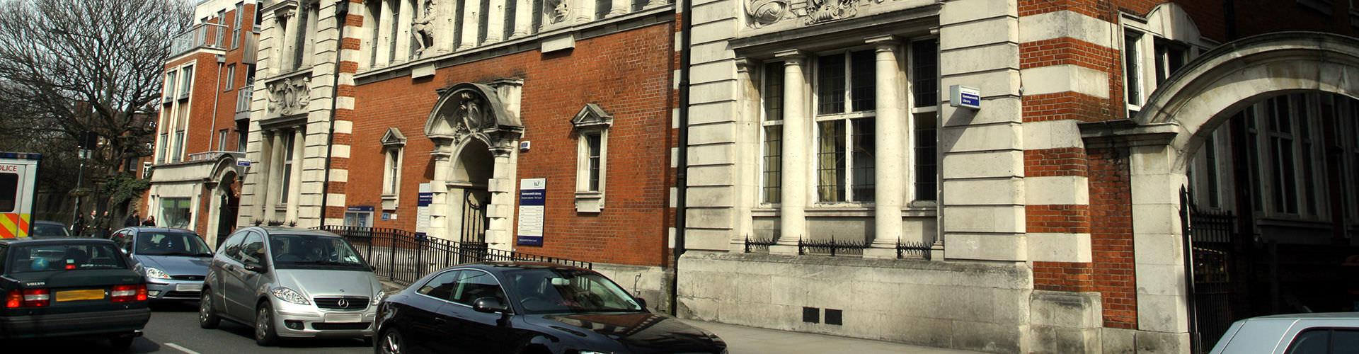 London – Hostels im Stadtteil Hammersmith Broadway. London auf der Karte. Fotos und Bewertungen für jedes Hostel in London.