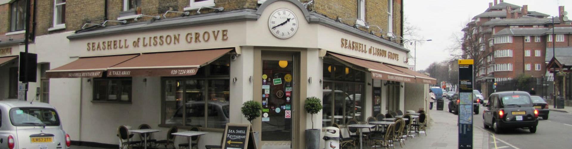 London – Hostels im Stadtteil Lisson Grove. London auf der Karte. Fotos und Bewertungen für jedes Hostel in London.