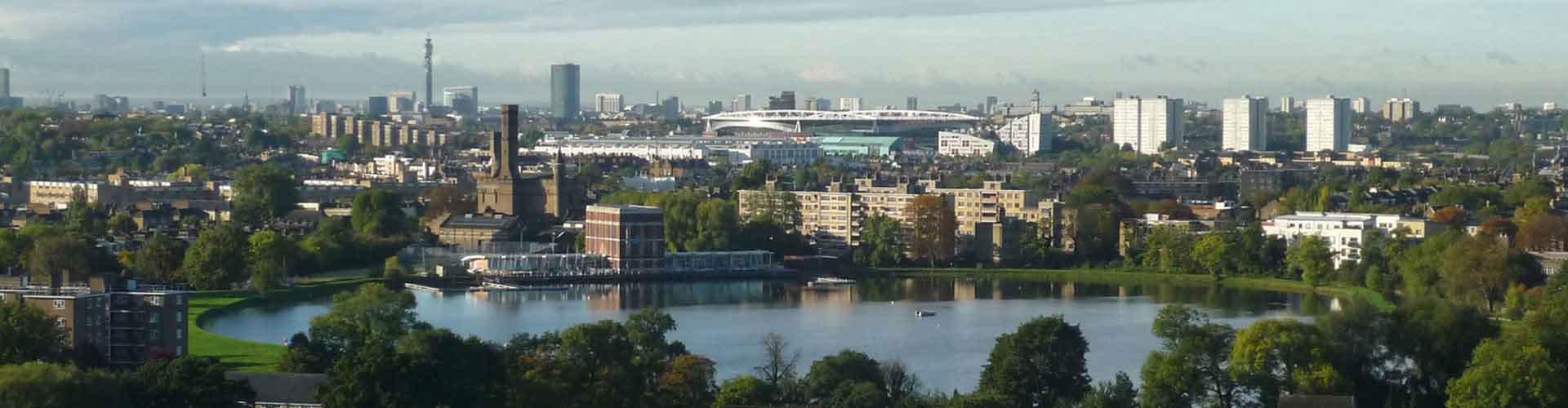 London – Hostels im Stadtteil Stoke Newington. London auf der Karte. Fotos und Bewertungen für jedes Hostel in London.